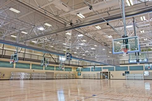 Quad Gymnasium Layout - Porter Athletic